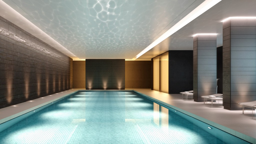 Basement Swimming Pools 4site London Basements