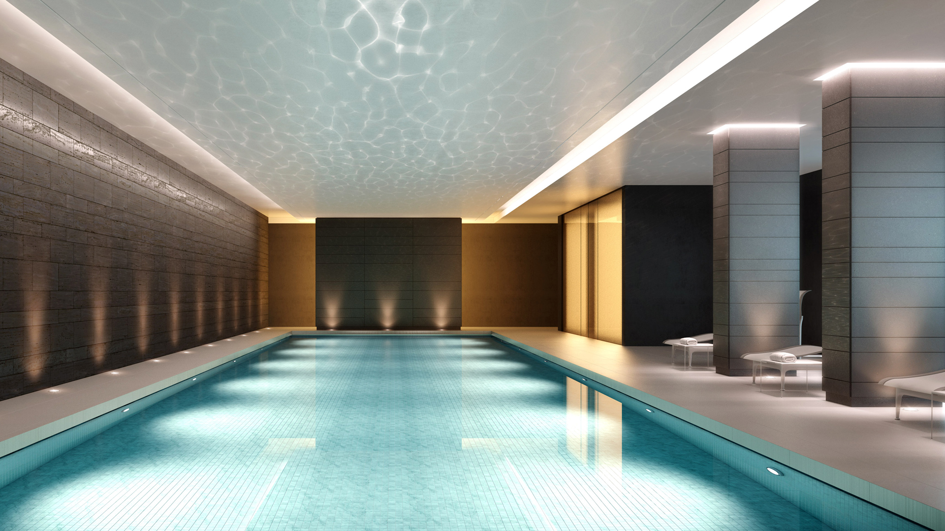 Basement swimming pool design magnificent best 46 indoor for Basement swimming pool ideas