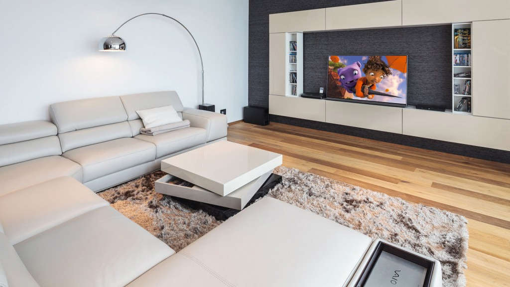 Basement Conversion Home Cinema 02